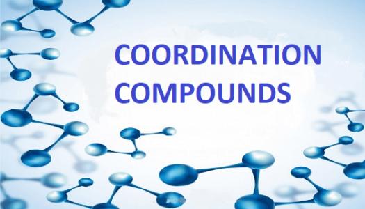 Class Xii Coordination Compounds Test