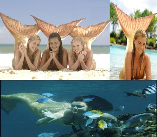 Which H20 Mermaid Are You?