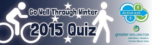 Go Well Through Winter Quiz 2015