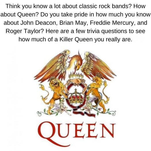 Classic Rock Trivia: Queen