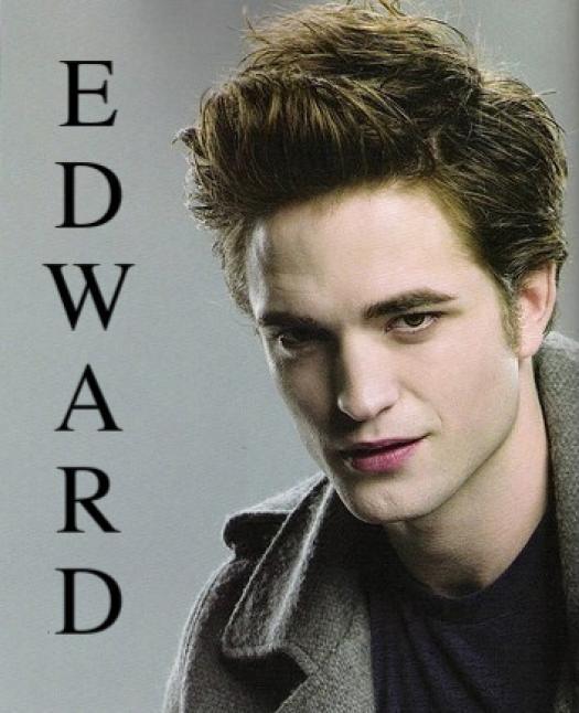 Edward Or Jacob