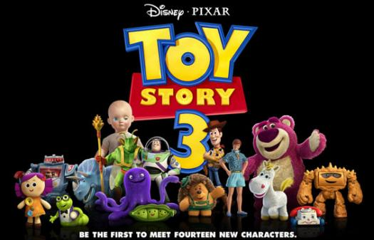 Toy Story 3 Movie Characters Trivia Facts Quiz
