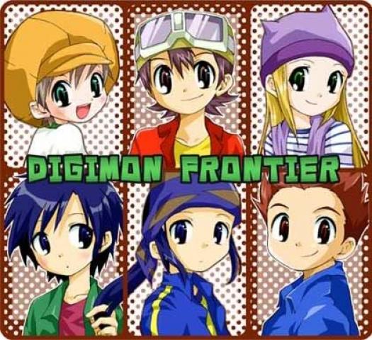 Digimon Frontier!