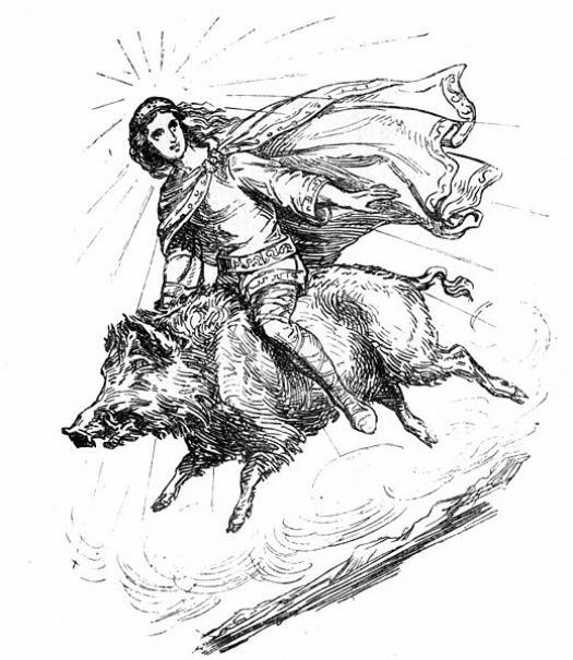 Animals In Norse Mythology