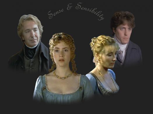 Sense And Sensibility Personality/character Quiz