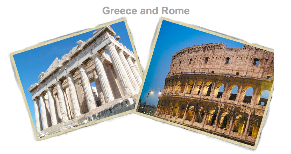 Greece and Rome 2019