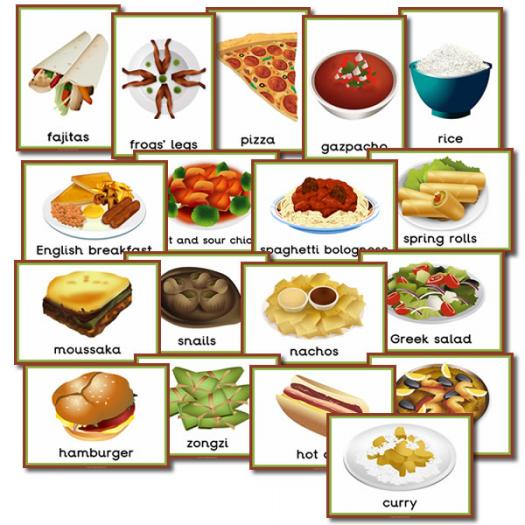 Food around the world proprofs quiz - Different types of cuisines in the world ...