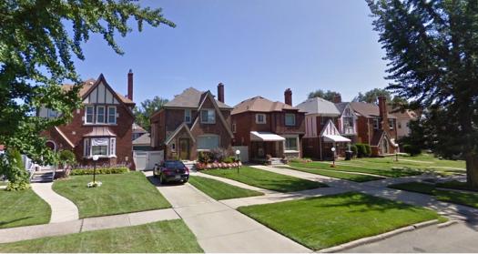 about my neighborhood
