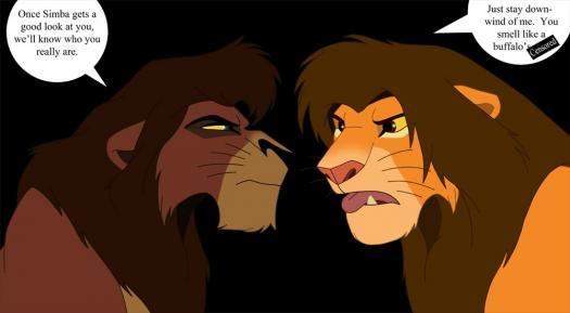 What Lion King Vilon Are You