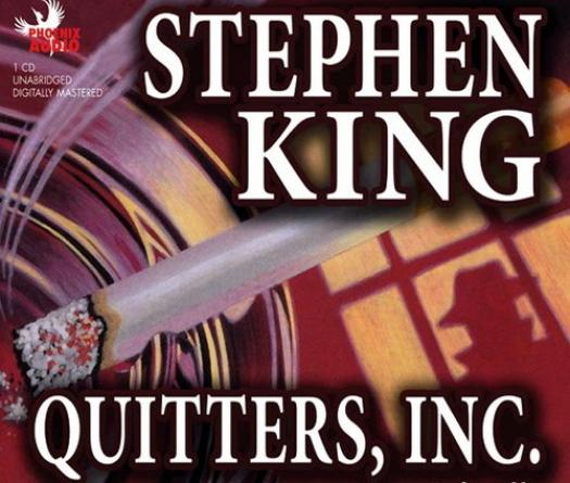 Stephen King - Quitters Inc.