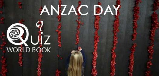 ANZAC QUIZ - Australia & New Zealand
