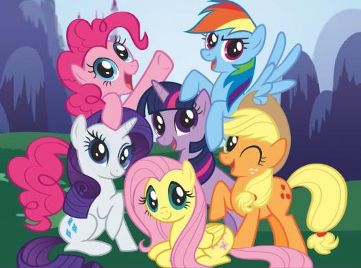 """Which """"my Little Pony"""" Character Are You Most Like ..."""