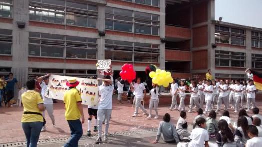 Colegio Tomas Carrasquilla IED First Conditional Activity
