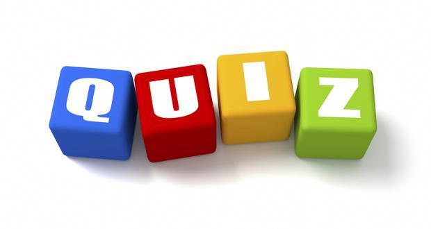 2015 Dvch OSHA Quiz