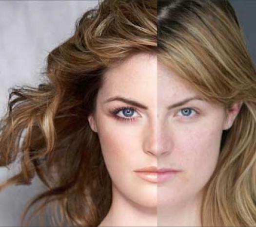 Are You Naturally Pretty, Or Fake Pretty?