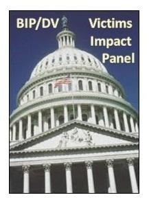 NEWVIPDom AIC $22 02 Hr VICTIMS OF DOMESTIC VIOLENCE IMPACT PANEL EDUCATION COURSE WEBmoth1+1/2DOM+NH+GS