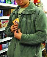 NEW25J AIC $40 10 Hr JUVENILE Shoplifting AWARENESS/ Petit Larceny/ ANTI-THEFT COURT ORDERED CLASSES SHOP02+NH+Dec01+GS