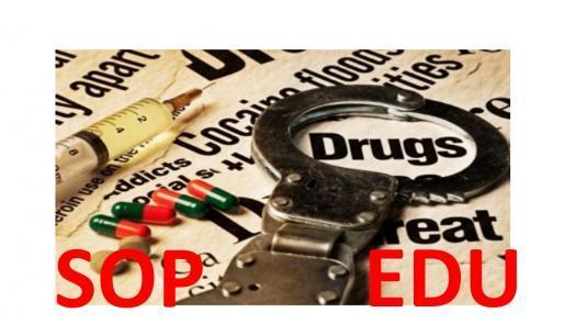 NEWSOP AIC $50 GENERAL STUDIES SOP/DRUG ALCOHOL AWARENESS /DRUG OFFENDER/SUBSTANCE ABUSE 5OFF+bacM+NH+decM02+05tob+GS