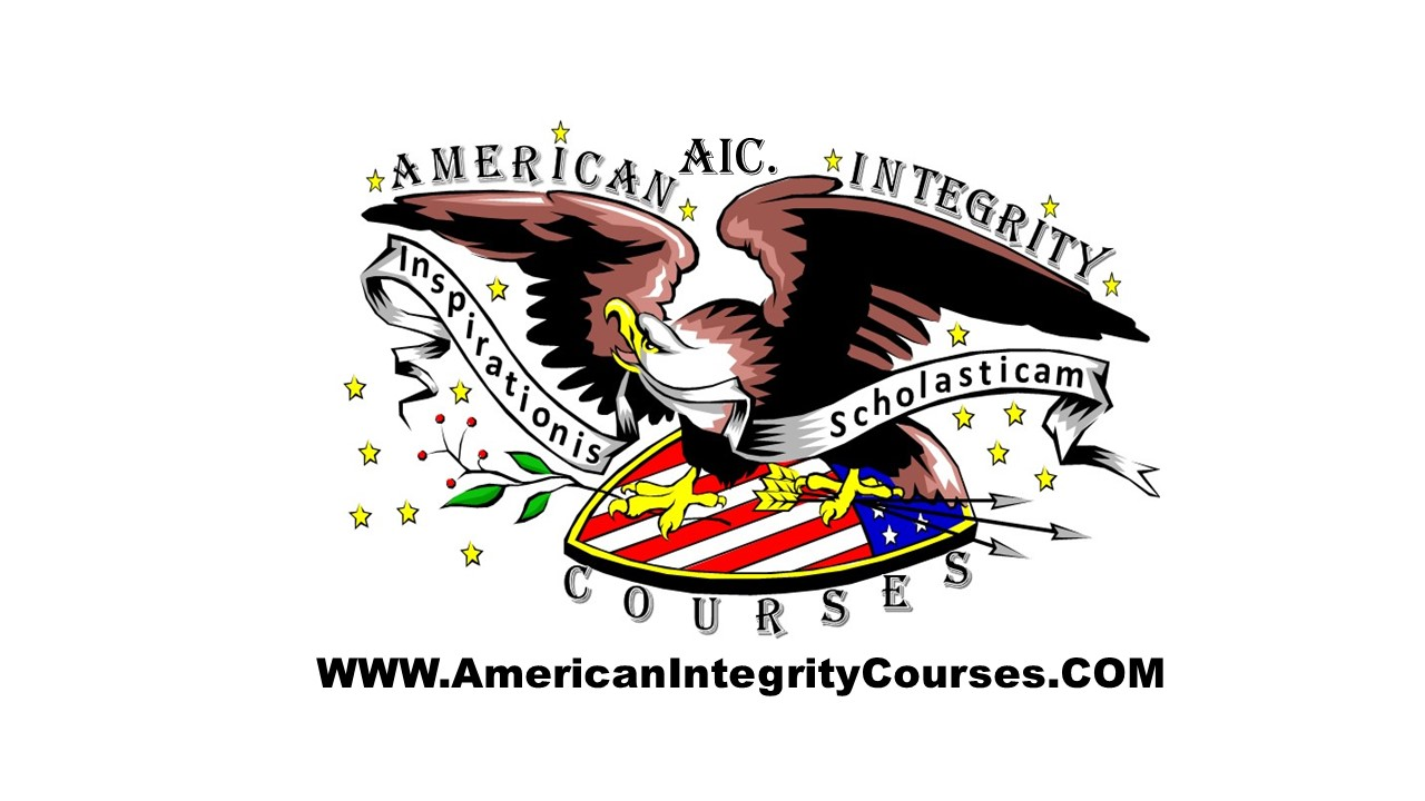 AIC $25 5 Hr Criminal Behavior Modification CERTIFIED COURT ORDERED ONLINE CLASSES WEB