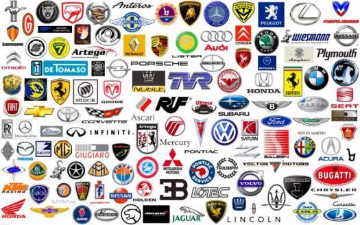 Do You Know The Car Brands?