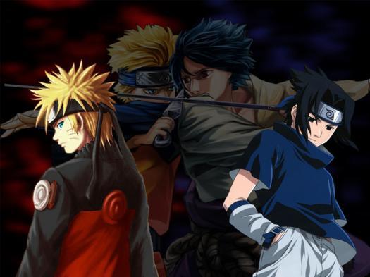 Naruto Ultimate Quiz: Hurricane: 2