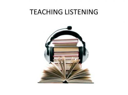 Prelims Examination: Teaching Of Listening