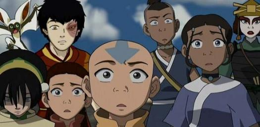 characters in avatar the last airbender