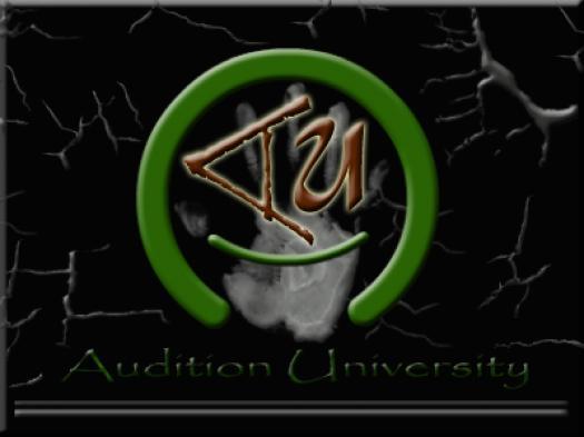 Audition Univerity ( Midterm Examination)