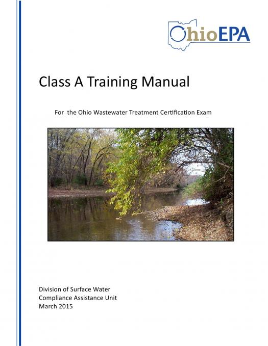 OTCO Class A Wastewater Course (For STS Renewals)
