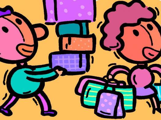 Eco-friendly Lifestyle (I) - Shopping