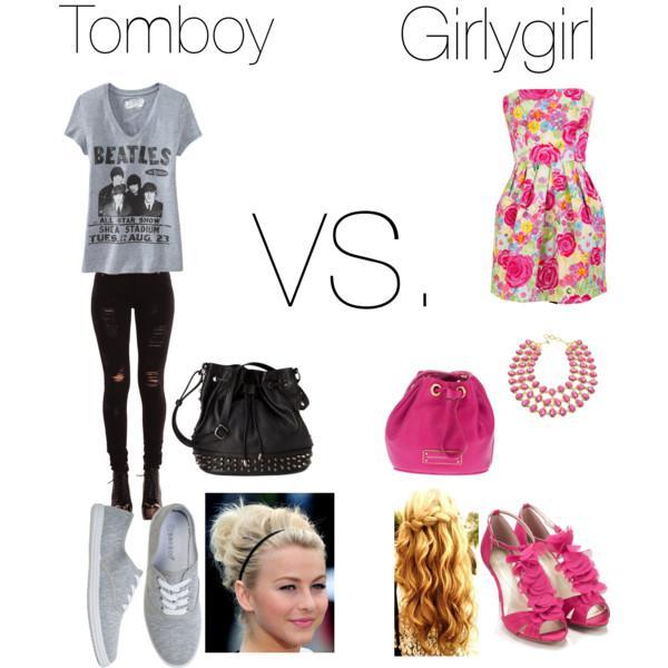 Tomboy or girly girl or both quiz