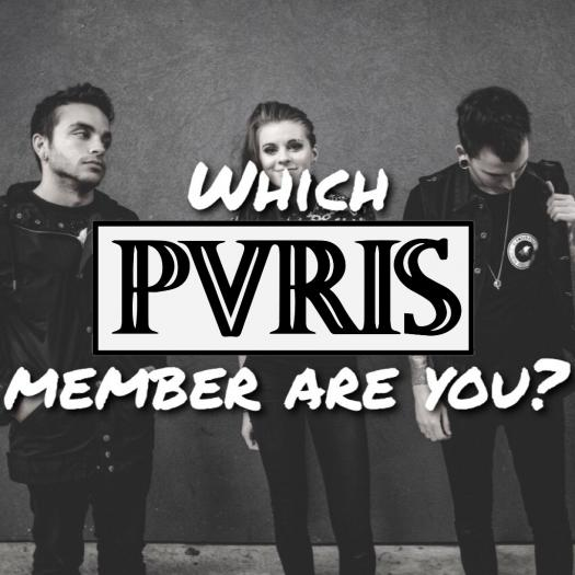 Which Pvris Member Are You?
