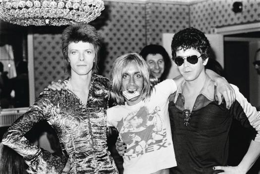 Bowie, Iggy Or Lou?
