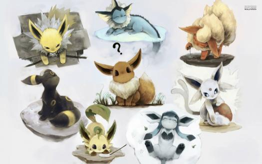 Which Eeveelution Would You Be?