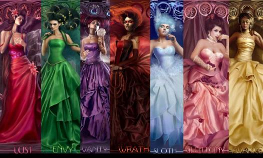 Which Seven Deadly Sins Are You? (Legit)
