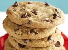 Processed Foods- Otis Spunkmeyer Chocolate Chip Cookie Dough
