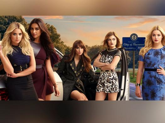 What Pretty Little Liars Character Are You? Copy