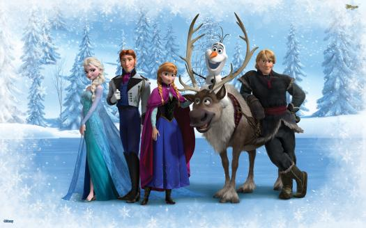 What Disney Frozen Character Are You?