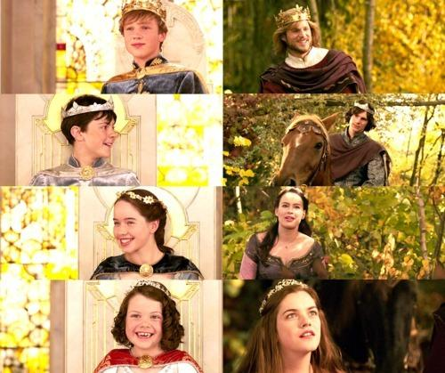 Speakout: Which Narnia Sibling Are You?