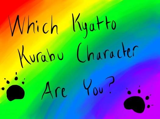 Which Kyatto Kurabu Character Are You?