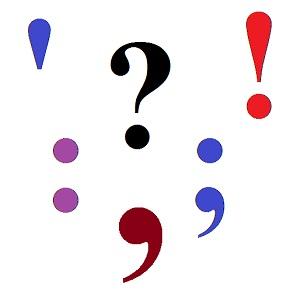 Year 8 Punctuation Quiz
