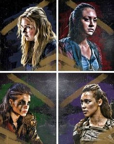 Kyle Wick The 100.Which Female The 100 Character Are You Proprofs Quiz