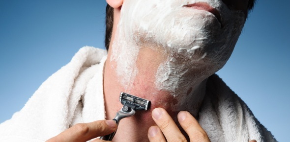 How can I eliminate ingrown hairs and razor burns?