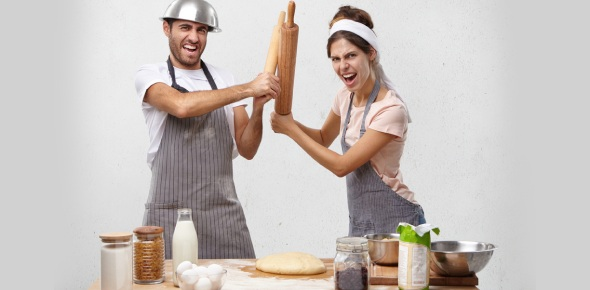 Who are better cooks, men or women?