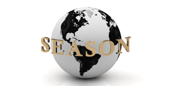 Which of the following statements best describes why the Earth has the four seasons?