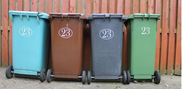 What is the most environmentally friendly way to get rid of garbage?