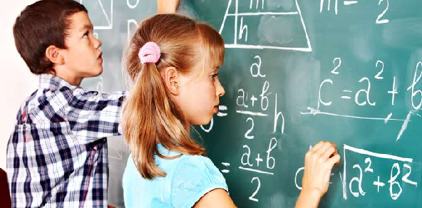 Is it true that boys are better at Math than girls?