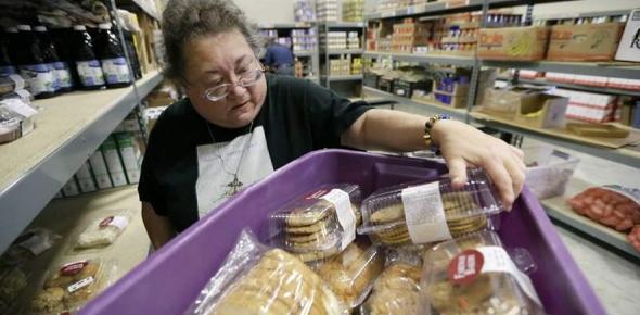 How do food banks work?