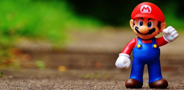 Who are the main characters in Super Mario 64 DS?