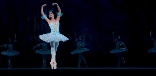 Is ballet competitive?